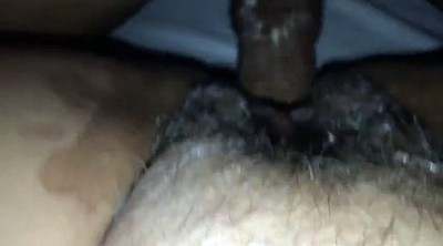 Interracial creampie, Creamy squirting