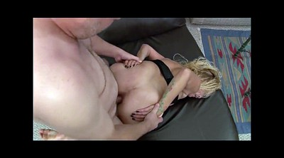 Blonde, Abuse, Abused, Blonde mature anal