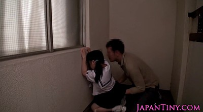 Japanese schoolgirl, Japanese small tits