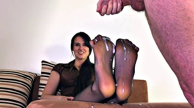 Mother, Nylon feet, Nylon foot, Mother foot, Step mother, Feet nylon