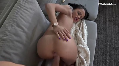 Hairy anal, Anal toys, Holly, Enormous tits, Enormous