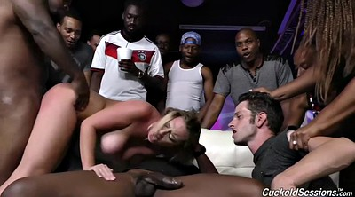 Party, Club, Gangbang gay, Brooke, Wife gangbang, Cuckold gangbang