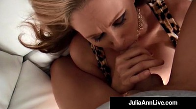 Julia ann, Hot milf, Tit