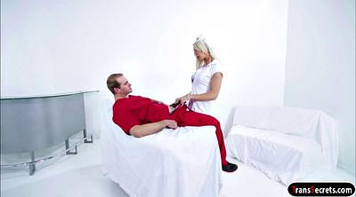Nurse, Aubrey kate, Shemale fucks, Shemale anal, Doctor anal