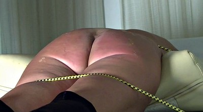 Caning, Waxing, Spanking ass