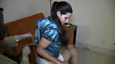 Lesbian bdsm, Rope, Roped