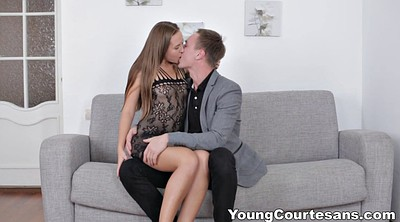 Young, College, Nylon fuck, Girl spanking, Call