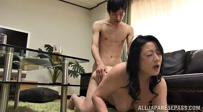 Asian guy, Horny mature