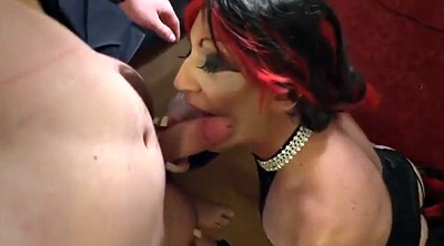 Cum in mouth, Crossdressers