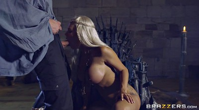 Peta jensen, Tit sucking, Throne