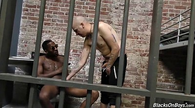 Prison, Blowjob interracial