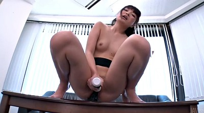 Japanese office, Japanese solo, Secretary, Hairy solo, Cute, Pussy close