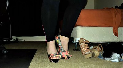 High heels, Crossdressers, High, Dressed
