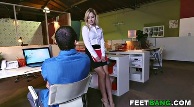 Goldie, Fetish, Young foot, Young feet, Office feet, Rush