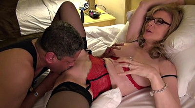 Sucking, Nina hartley