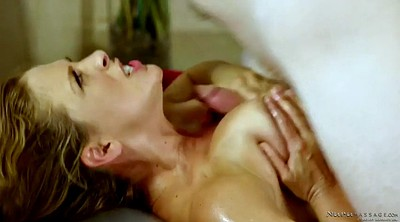 Cherie deville, Oil massage
