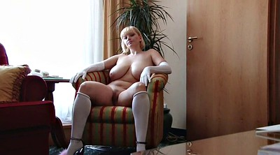 Stockings, Hairy mature, Sophie