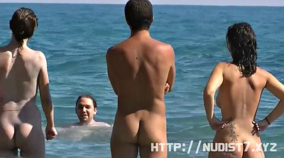 Nudist, Beach nudist
