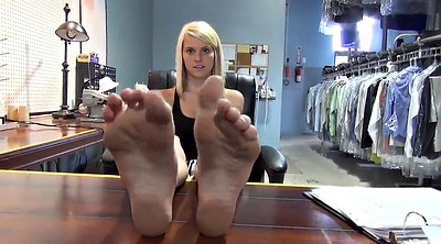 Teen feet, Kiss