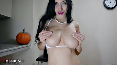 Butt, Tease, Angel, Juicy, Teasing angels, Busty big tits solo