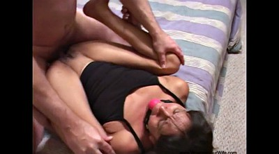 Abuse, Abused, Mexican, Mexican granny, Mature mexican, Bdsm granny