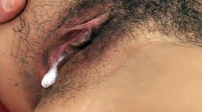 Creampie compilation, Compilation, Hairy creampie