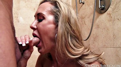 Brandi love, In the shower