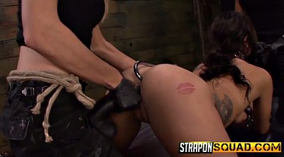 Strapon, Dutch, Kelly, Gay bondage, Anal hook