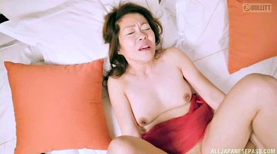 Japanese mature, Japanese blowjob, Chubby, Mature spreading, Japanese orgasm, Mature tits