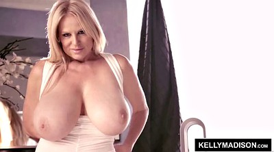 Natural tits, Kelly madison