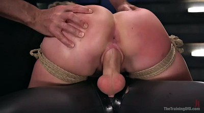 Spanked, Rope, Big fuck, Spanking ass