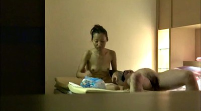 Chinese m, Chinese x, Oral creampie