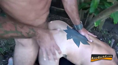 Masturbation finger, Outdoor creampie, Anal fingering