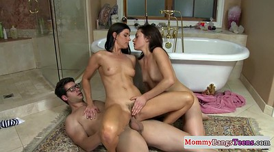 Bathroom, Mature kissing, Mom shower, Mom in shower, Mature kiss, Kiss mom
