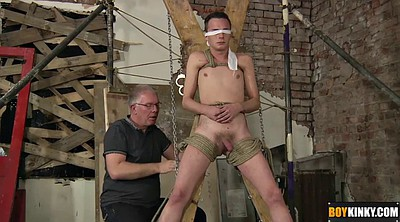 Bdsm gay, Tied