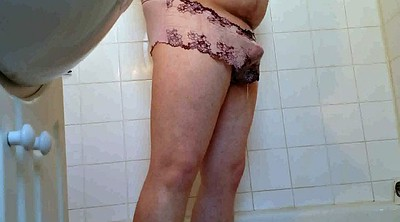 Panty, Bbw gay, Funny, Shower masturbation, Bbw panties
