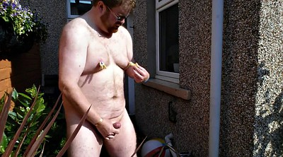 Sunny, Jerking, Guy, Outdoors, Outdoor gay