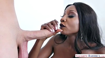 Big tits, Ebony milf, Diamond jackson