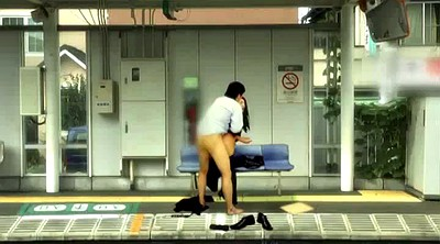 Japanese train, Japanese public, Asian public, Asian mature, Asian train