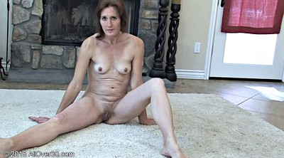 Granny solo, Small, Mature masturbation, Hairy solo, Hairy mature solo