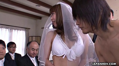 Wedding, Japanese wedding, Japanese babe, Hard