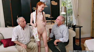 Ginger, Teen swallow, Hooked
