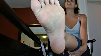 Feet, Foot tease