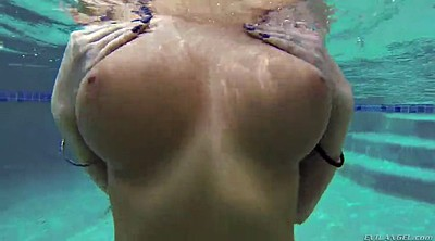 August ames, Underwater, Swimming, Swim, Swimming pool