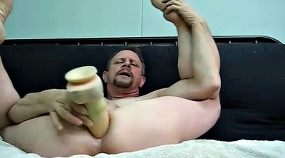 Muscle, Extreme dildo