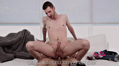Audition, Gay porn, Agent