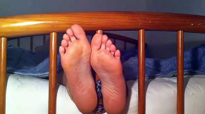 Tickling, Tickle, Nylons feet