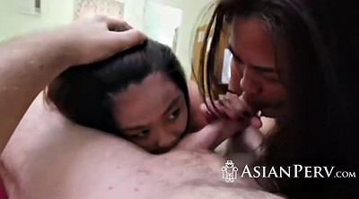 Teens sucking, Pov asian