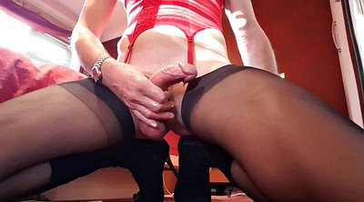 Nylon, Crossdressing, Crossdress nylon