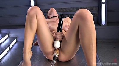 Machine, Solo orgasm, Machine ass, Dildo ass